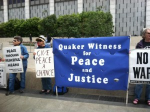 Quaker Witness for Peace and Justice
